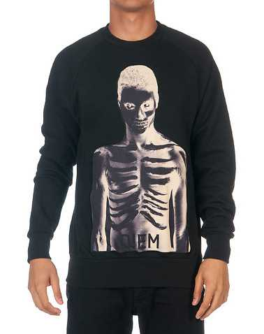 DIEM MENS Black Clothing / Sweatshirts M