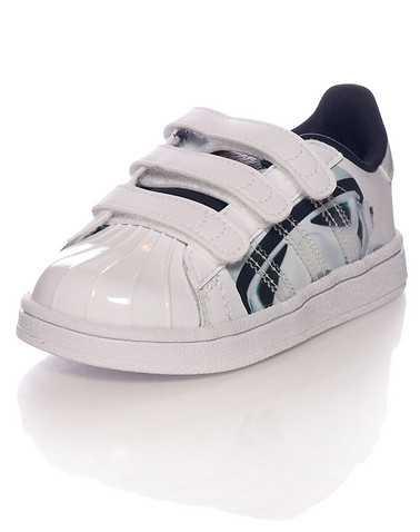 adidas BOYS White Footwear / Sneakers 4