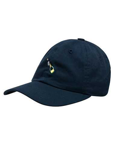 ANY MEMES MENS Navy Accessories / Caps Snapback OSFM