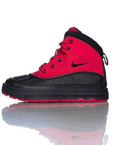 NIKE BOYS Red Footwear / Boots