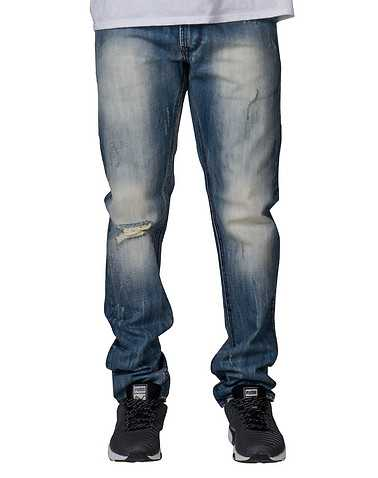PLAY CLOTHS MENS Blue Clothing / Jeans