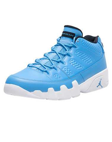 JORDAN MENS Blue Footwear / Sneakers