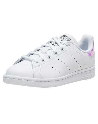 adidas GIRLS White Footwear / Sneakers 7Y
