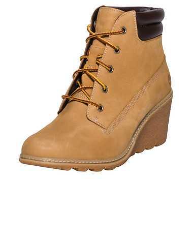 TIMBERLAND WOMENS Beige-Khaki Footwear / Boots
