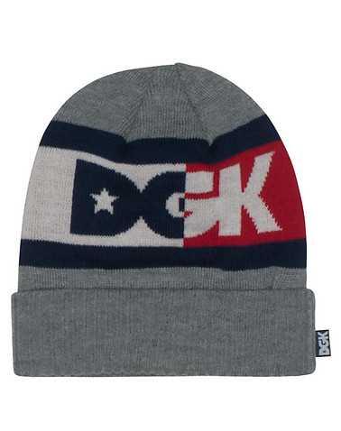 DGK MENS Grey Accessories / Seasonal One Size