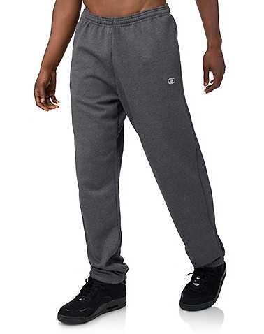 CHAMPION MENS Dark Grey Clothing / Sweatpants