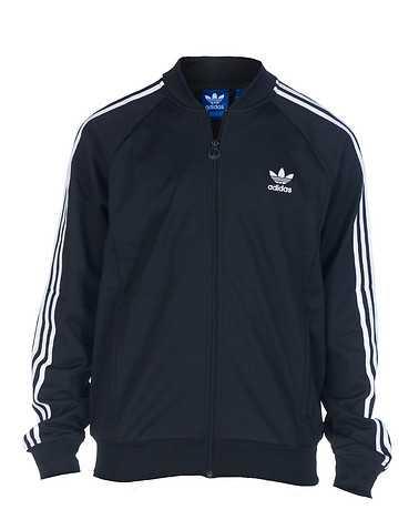 adidas MENS Black Clothing / Hoodies L