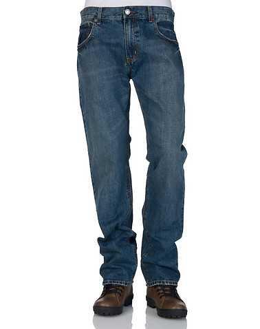 DECIBEL MENS Blue Clothing / Jeans 36x32