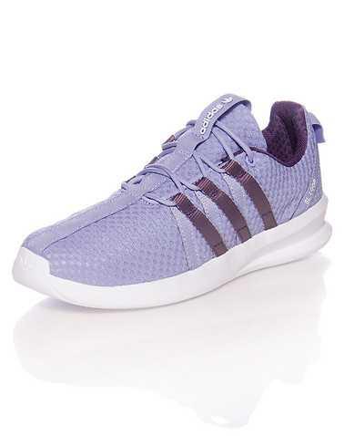 adidas GIRLS Purple Footwear / Sneakers 1