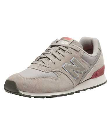 NEW BALANCE WOMENS Dark Grey Footwear / Sneakers