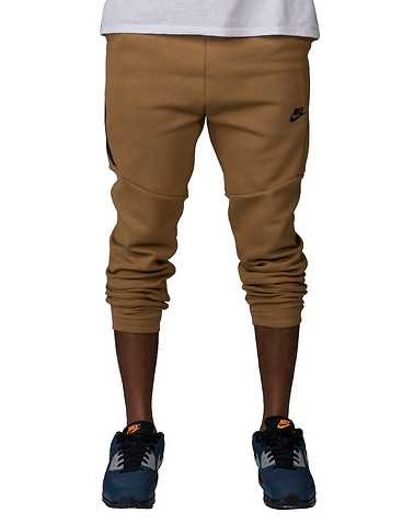 NIKE SPORTSWEAR MENS Brown Clothing / Sweatpants L
