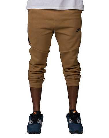 NIKE SPORTSWEAR MENS Brown Clothing / Sweatpants L