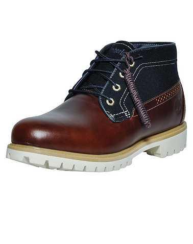 TIMBERLAND MENS Brown Footwear / Boots 9.5