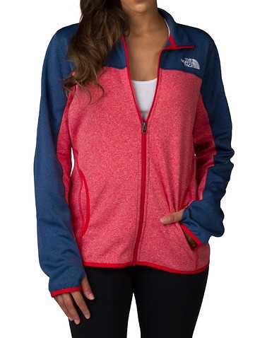 THE NORTH FACE WOMENS Red Clothing / Light Jackets