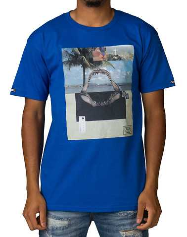 CROOKS AND CASTLESENS Blue Clothing / Tops