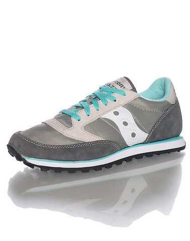 SAUCONY WOMENS Grey Footwear / Sneakers 7
