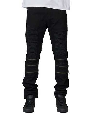 RESEARCH AND DEVELOPMENT MENS Black Clothing / Jeans