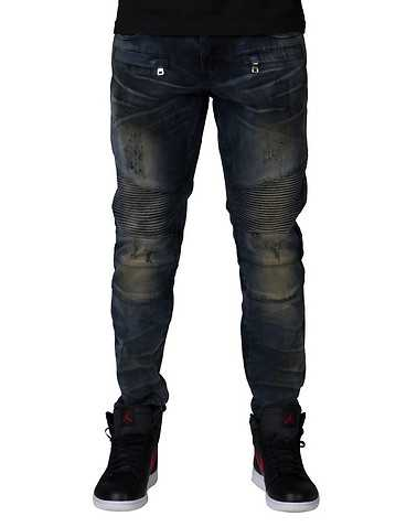 EMBELLISH MENS Dark Blue Clothing / Jeans