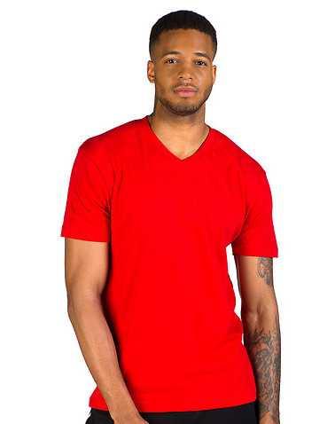 DECIBEL MENS Red Clothing / Tees and Polos XL