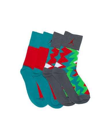 JORDAN BOYS Orange Accessories / Socks 7-9