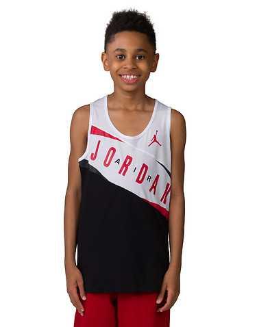 JORDAN BOYS Black Clothing / Tank Tops XL
