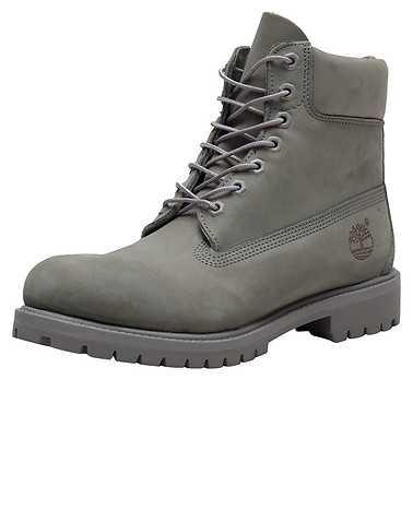 TIMBERLAND MENS Grey Footwear / Boots