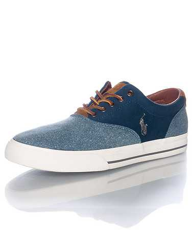 POLO FOOTWEAR MENS Navy Footwear / Casual 9.5