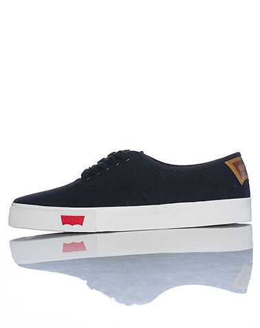 LEVIS MENS Black Footwear / Casual 10