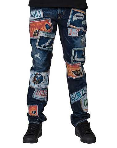 BUCKAROO MENS Blue Clothing / Jeans 30