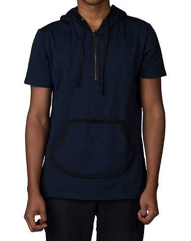 HUDSON OUTERWEAR MENS Navy Clothing / Tops