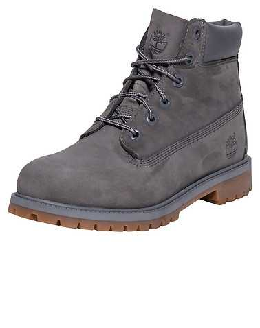 TIMBERLAND BOYS Grey Footwear / Boots 4
