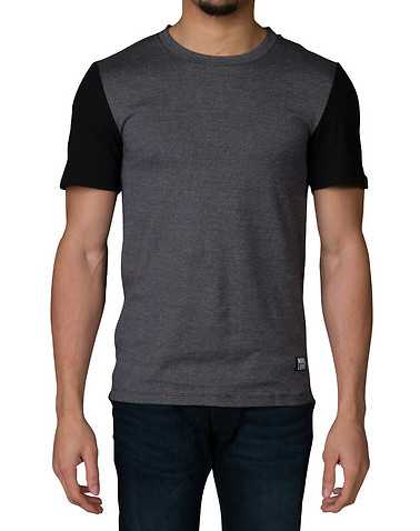 MASSIV MENS Grey Clothing / Tops XL