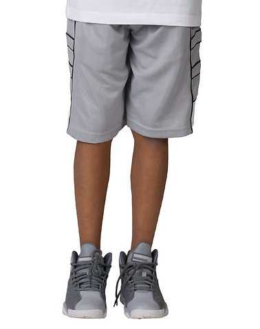 JORDAN BOYS Grey Clothing / Athletic Shorts M