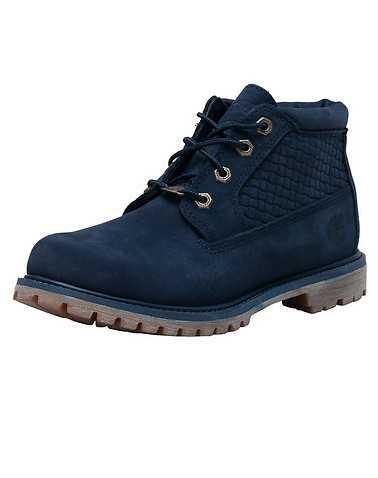 TIMBERLAND WOMENS Navy Footwear / Boots 6