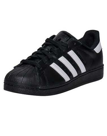 adidas MENS Black Footwear / Sneakers