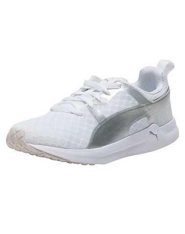 PUMA WOMENS White Footwear / Sneakers