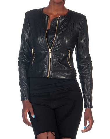 LA BELLE ROC WOMENS Black Clothing /ight Jackets