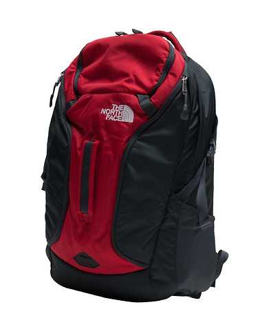 THE NORTH FACE MENS Red Accessories / Backpacks and Bags OSFA