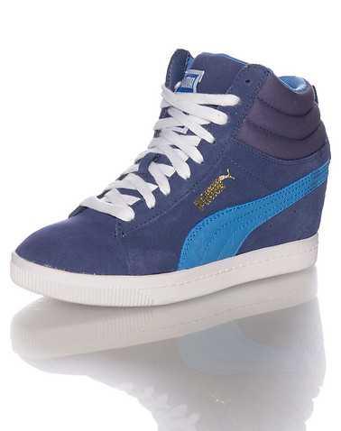 PUMA WOMENS Navy Footwear / Sneakers 7