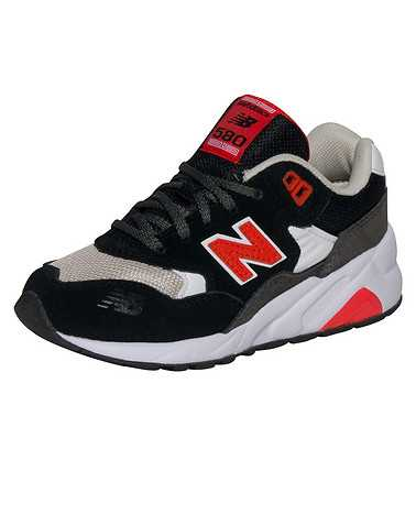 NEW BALANCE BOYS Black Footwear / Sneakers