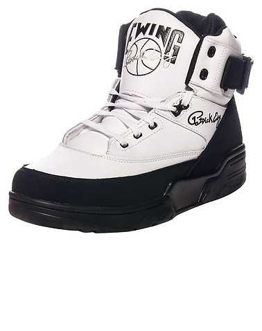 EWING ATHLETICS MENS White Footwear / Sneakers
