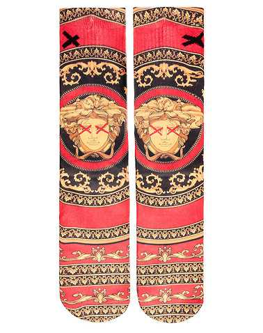 ODD SOX MENS Red Accessories / Socks 0