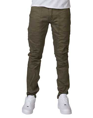 CRYSP MENS Green Clothing / Jeans 40