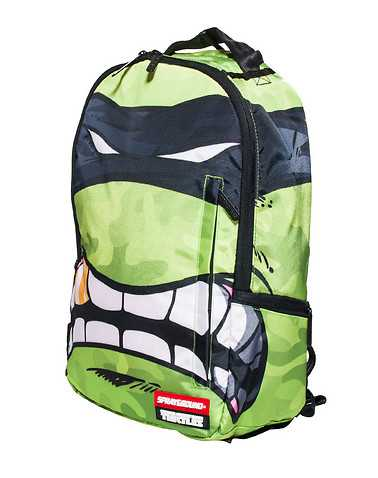 SPRAYGROUND BOYS Green Accessories / Backpacks and Bags 0