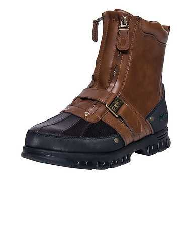 POLO FOOTWEAR MENS Brown Footwear / Boots