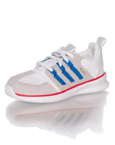 adidas BOYS White Footwear / Sneakers 1.5