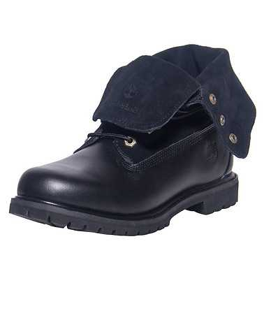TIMBERLAND WOMENS Black Footwear / Boots