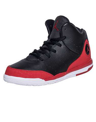 JORDAN BOYS Black Footwear / Sneakers 1Y
