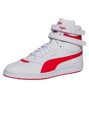 PUMA MENS White Footwear / Sneakers