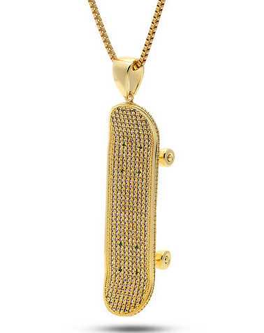 KING ICE MENS Gold Accessories / Jewelry OSFA